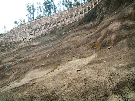 Бетонирование склонов усугубляет проблему наводнений