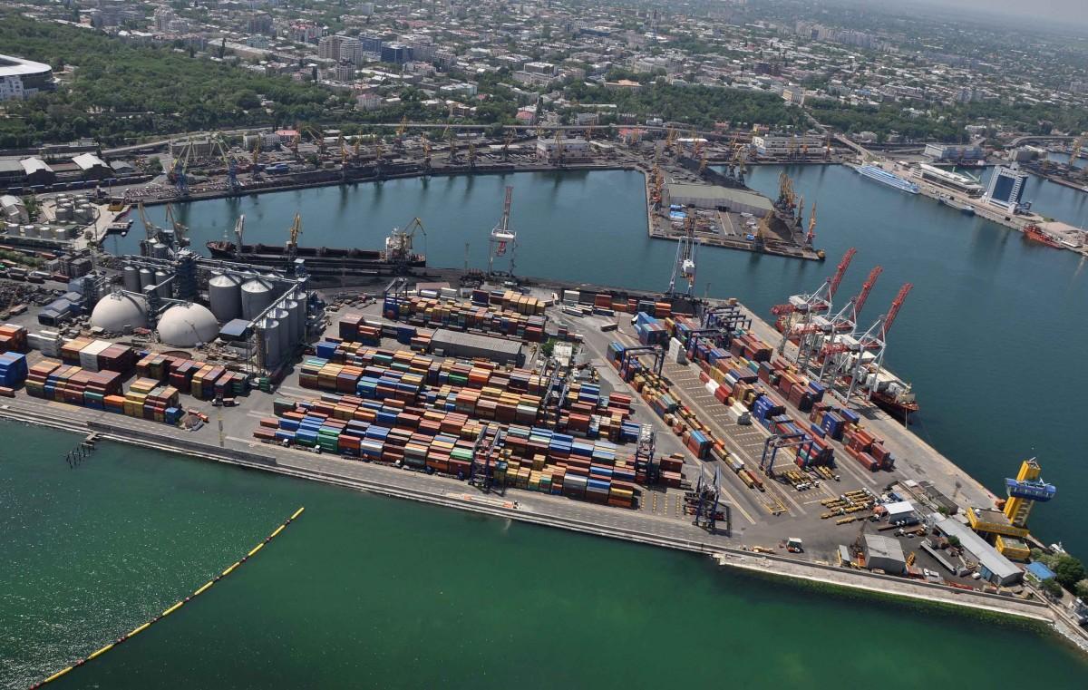 Агропродукция обошла руду вморских портах Украинского государства