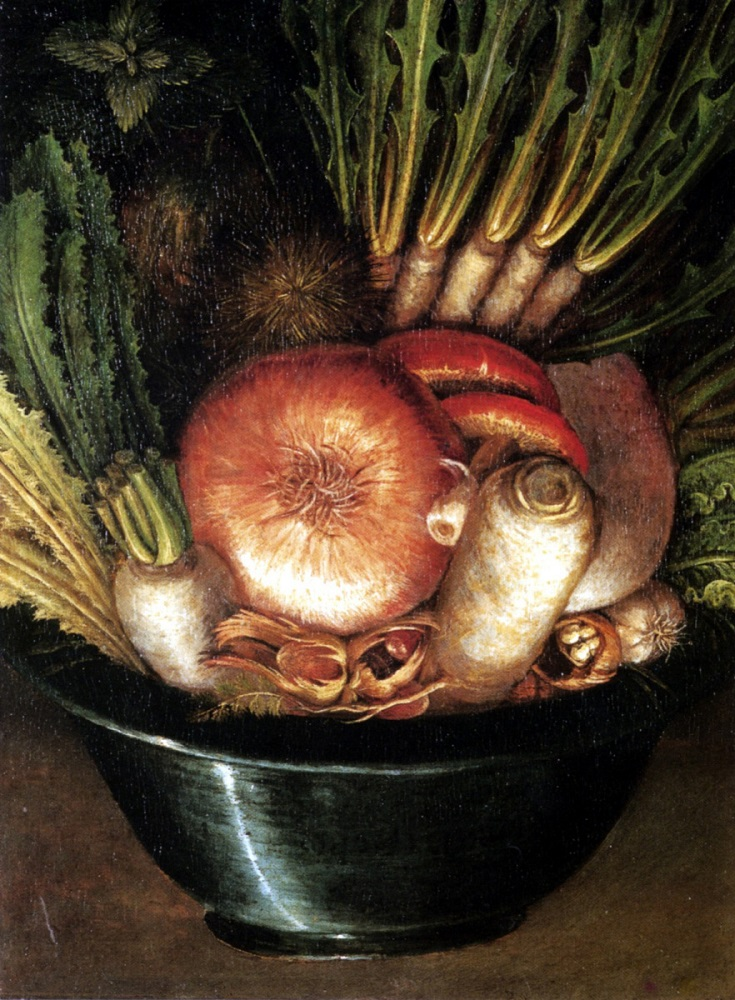 """Фото 10. """"Овощной Садовник"""", 1590"""