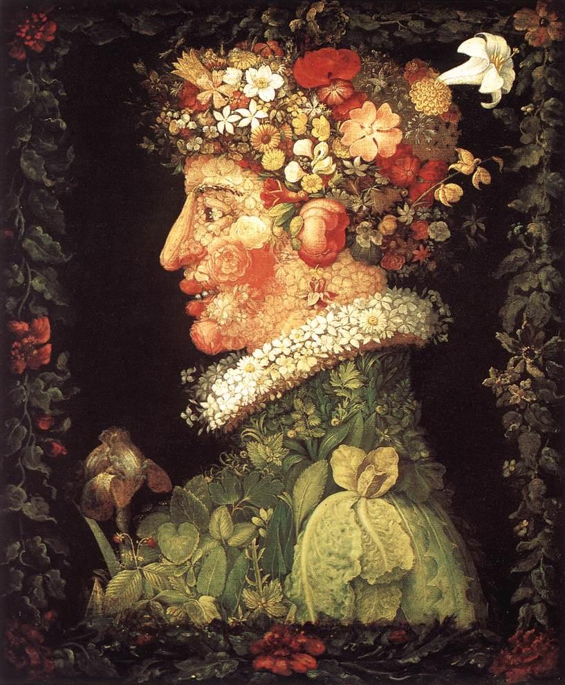 """Фото 4. Весна, 1563 (известная серия """"Времена года"""