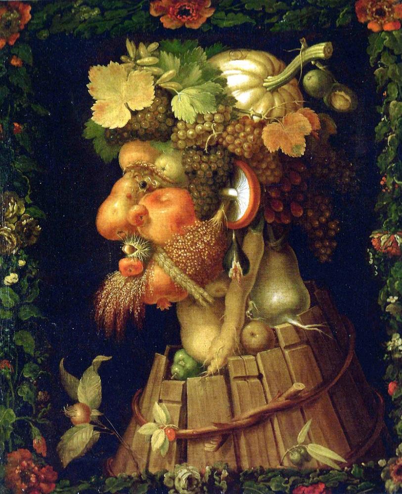 """Фото 6. """"Осень"""", 1563 (серия """"Времена года"""")"""