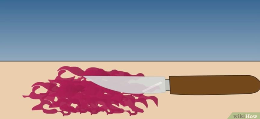Фото 7. WikiHow: Как определить кислотность почвы подручными средствами