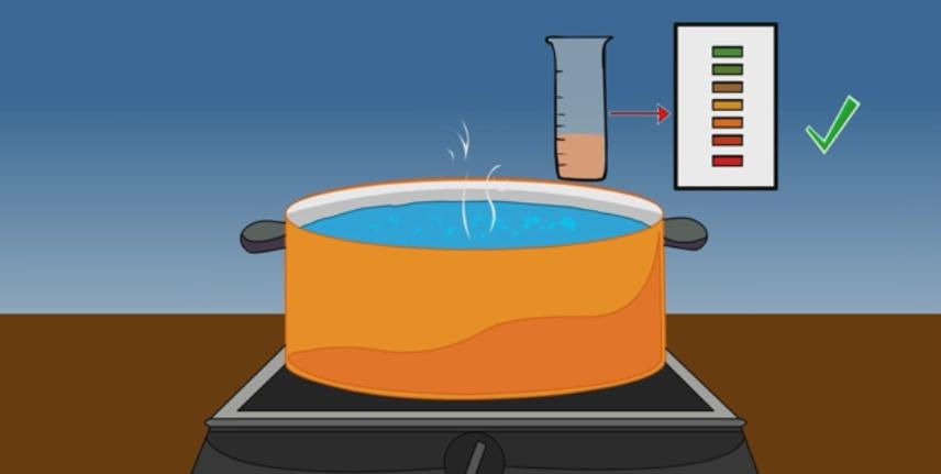 Фото 8. WikiHow: Как определить кислотность почвы подручными средствами
