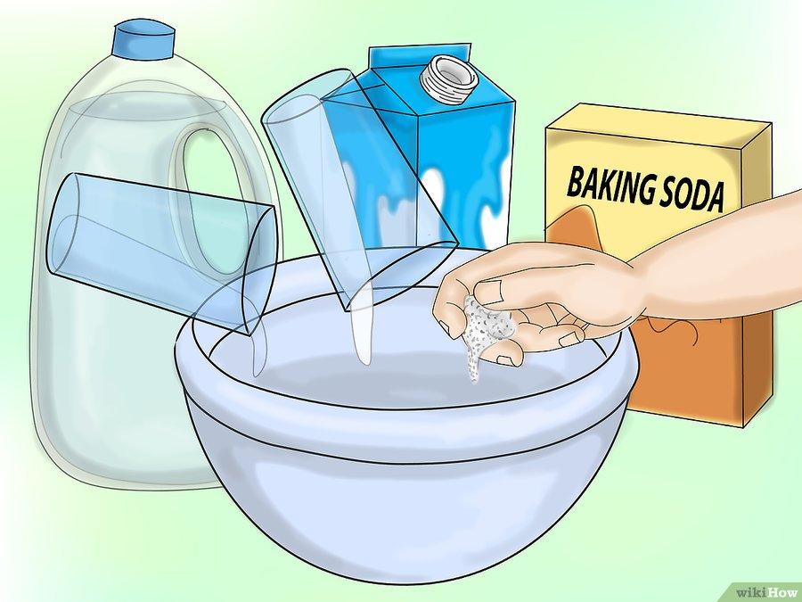 Фото 1. WikiHow: Как сделать спрей против мучнистой росы