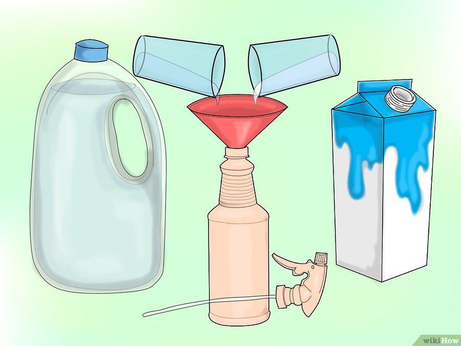 Фото 6. WikiHow: Как сделать спрей против мучнистой росы