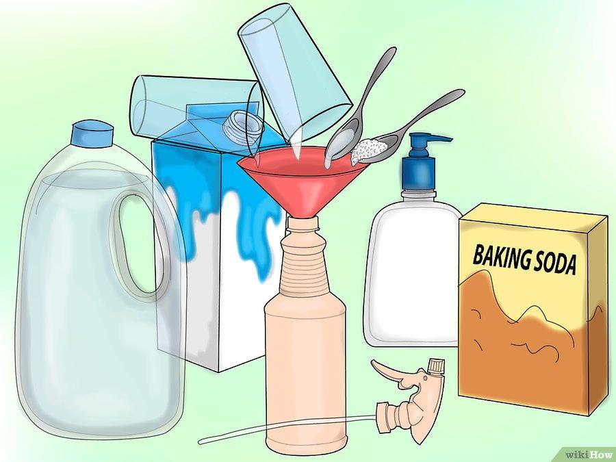 Фото 3. WikiHow: Как сделать спрей против мучнистой росы