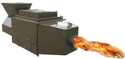 Теплогенератор-утилизатор. Высушить 100 тонн сои за 40 гривен?