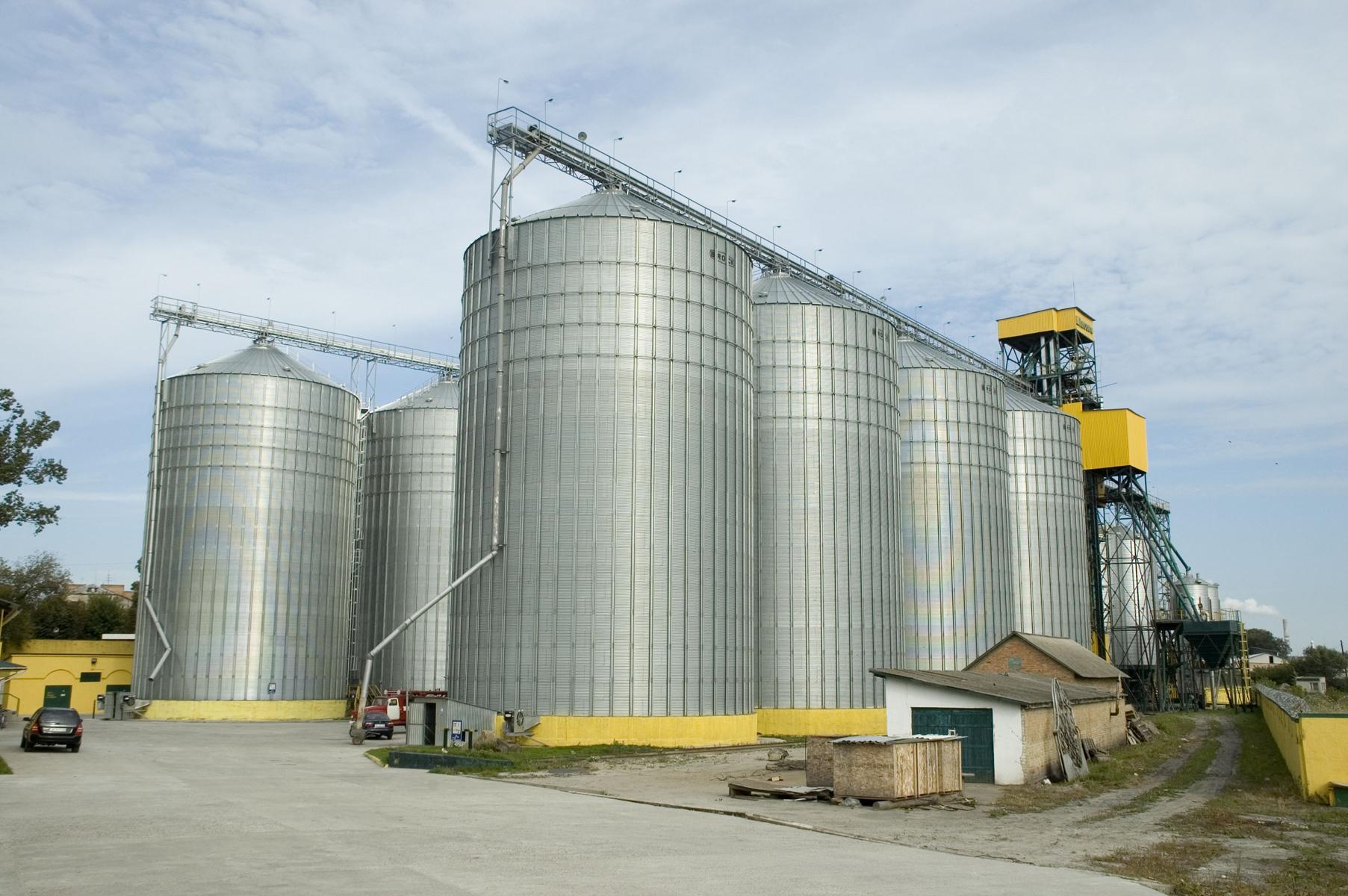 Зерносушильное оборудование