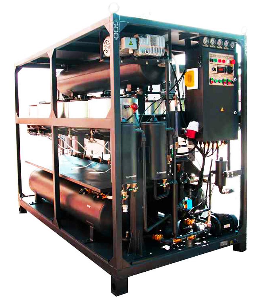 Дизтопливо. Фильтрующие системы для предварительной очистки солярки