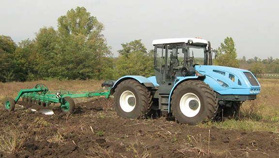 Три новых модели тракторов от ХТЗ