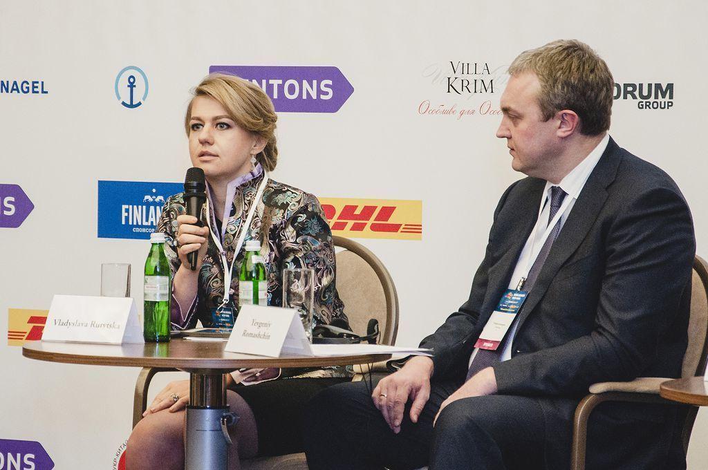Заступник міністра агрополітики та продовольства України Владислава Рутицька: дати бізнесу дихати легко