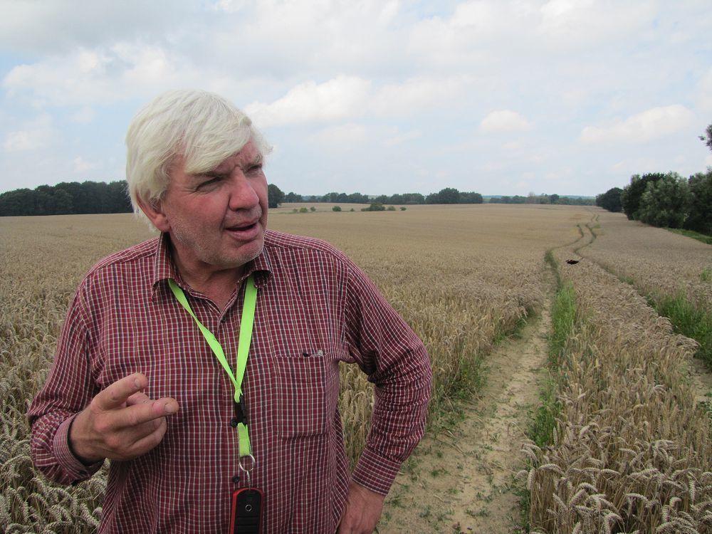 Т. Шульц. Кураж от пшеницы, или Секреты бизнеса немецкого фермера