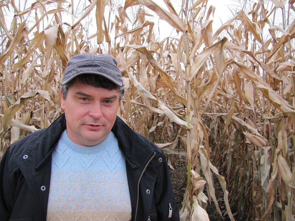 Как вырастить 19 тонн кукурузы на гектаре (опыт ЧП НПФ «Урожай» МХП)