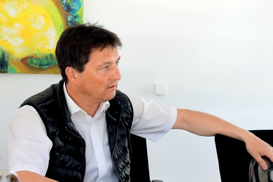 Томас Блумтритт, коммерческий директор KWS по зерновым культурам в Германии, Польше и Восточной Европе: О селекции и гибридной ржи – с любовью