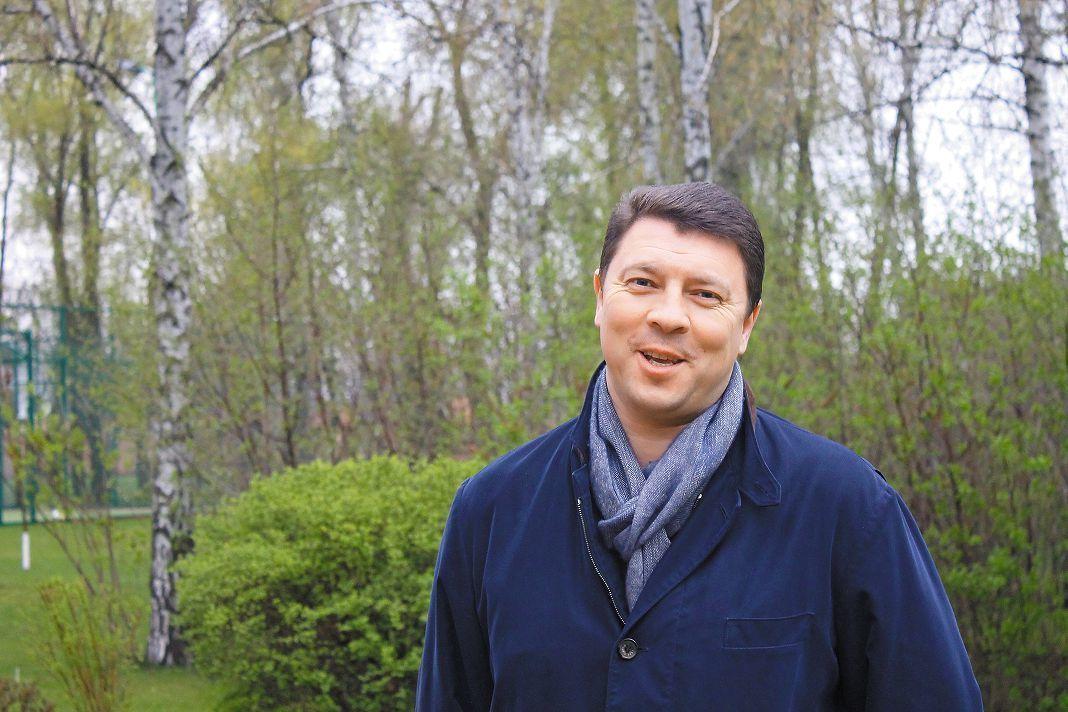 Виталий Шрам, директор по торговле ДП «Сантрейд» (Bunge): Все худшее осталось позади, все лучшее – впереди