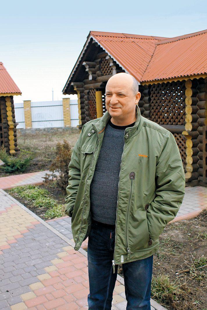 Александр Сторожук, агрофирма «Степ»: Посреди Украины