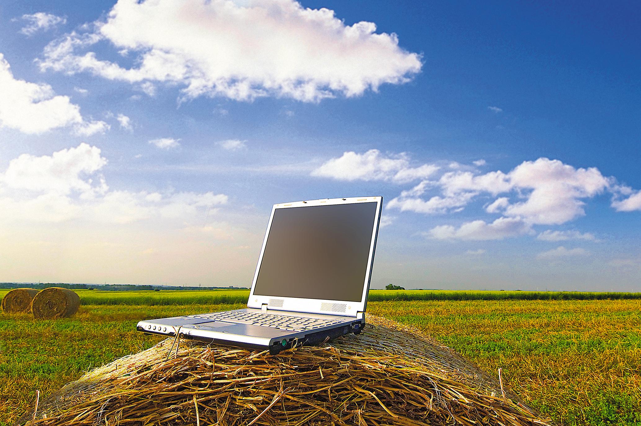 Электронные агрономы: компьютерные технологии