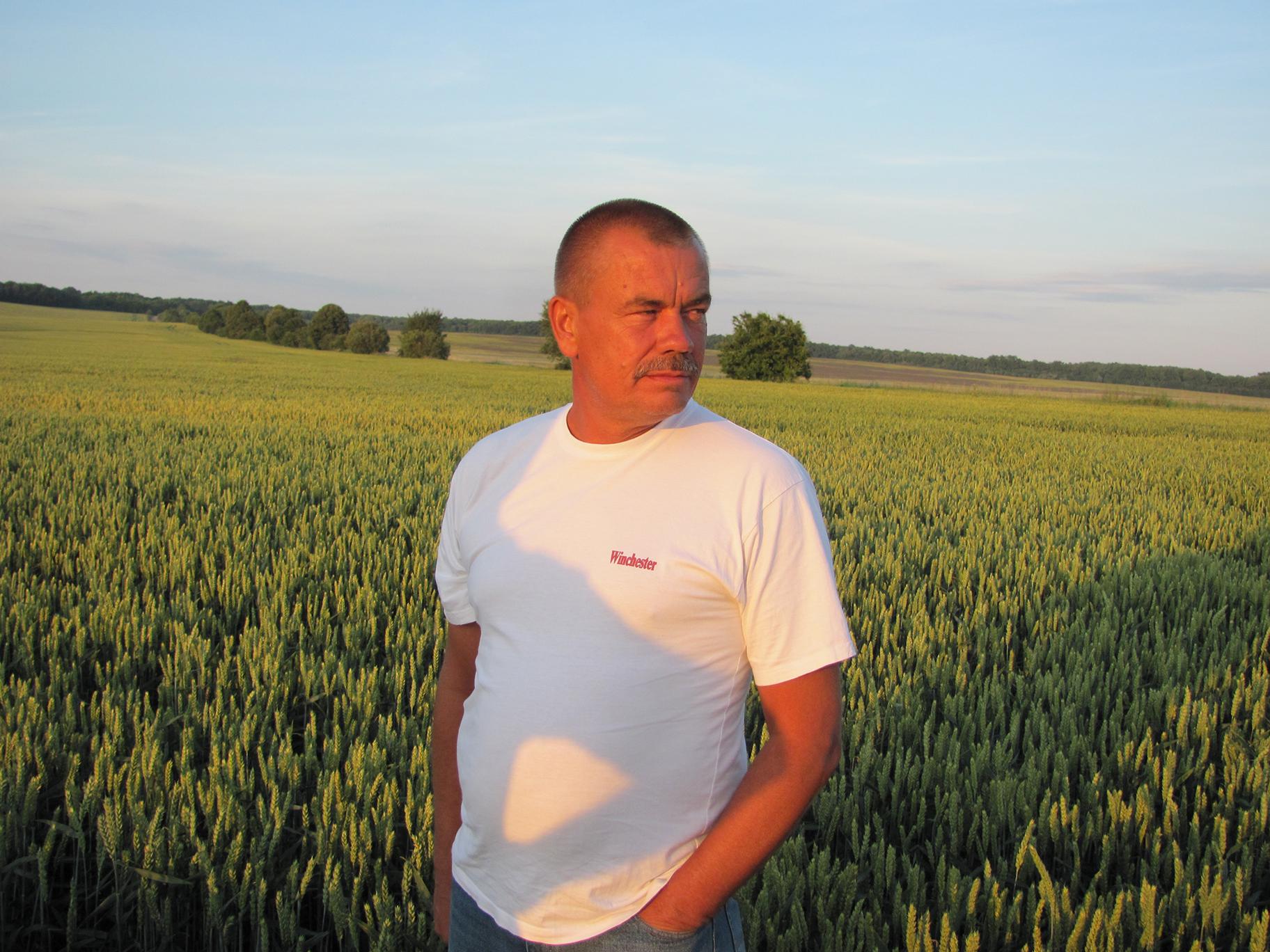 Мечта: собрать 150 центнеров пшеницы