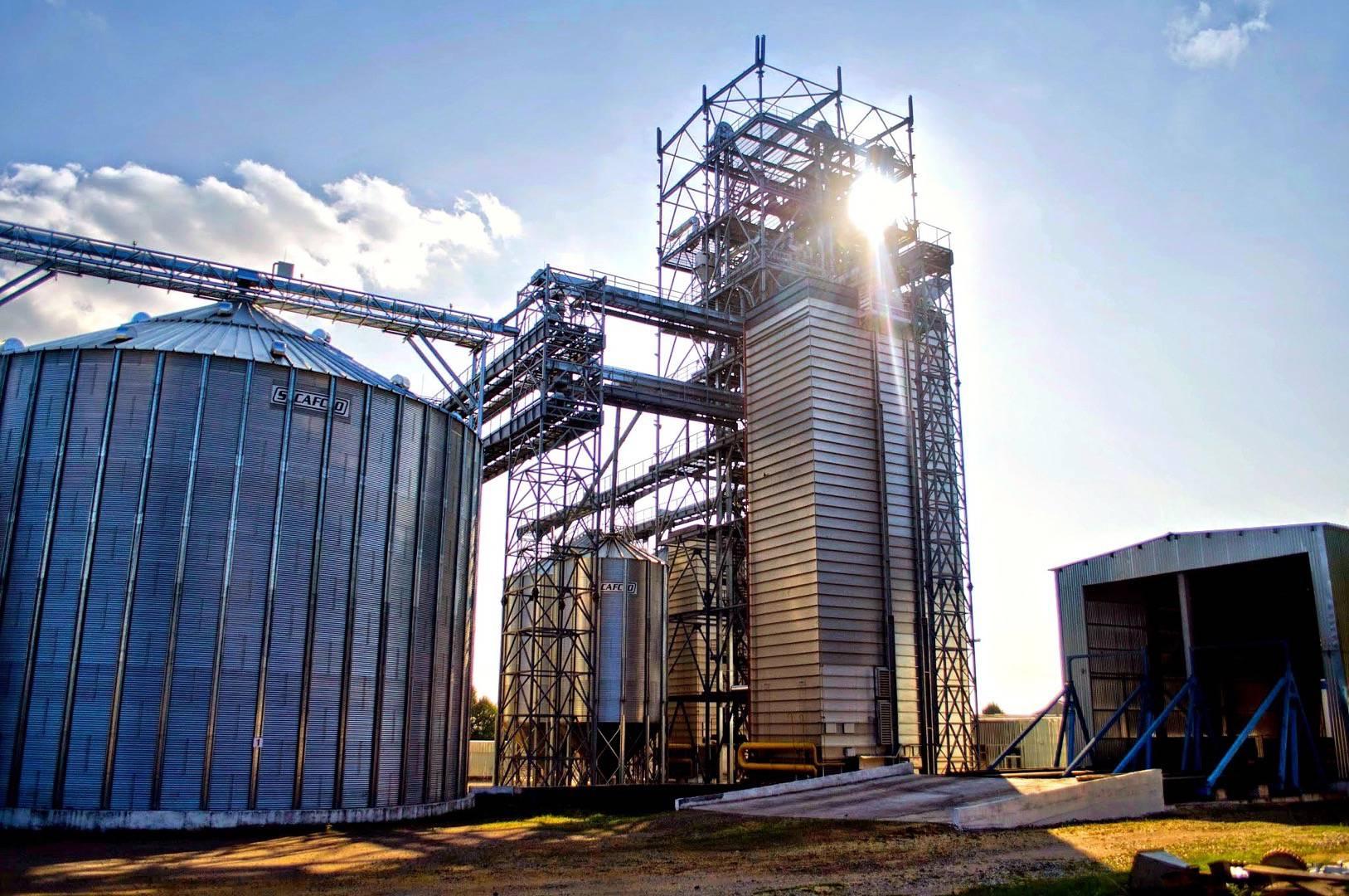 Семь способов сушки зерна