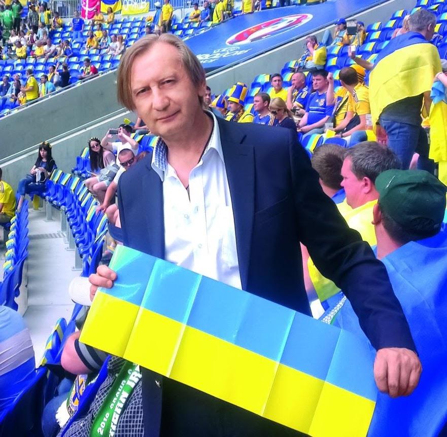Один образ України і три образи українців перед жнивами
