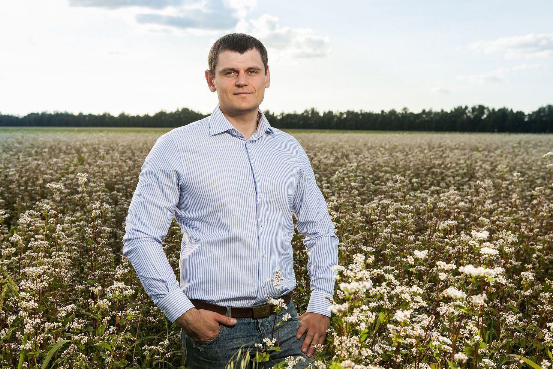 Гліб Лук'яненко, директор «Агроекологія»: Діамантові землі