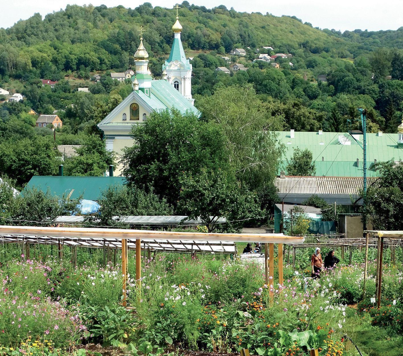 Агроменеджмент по-монастырски