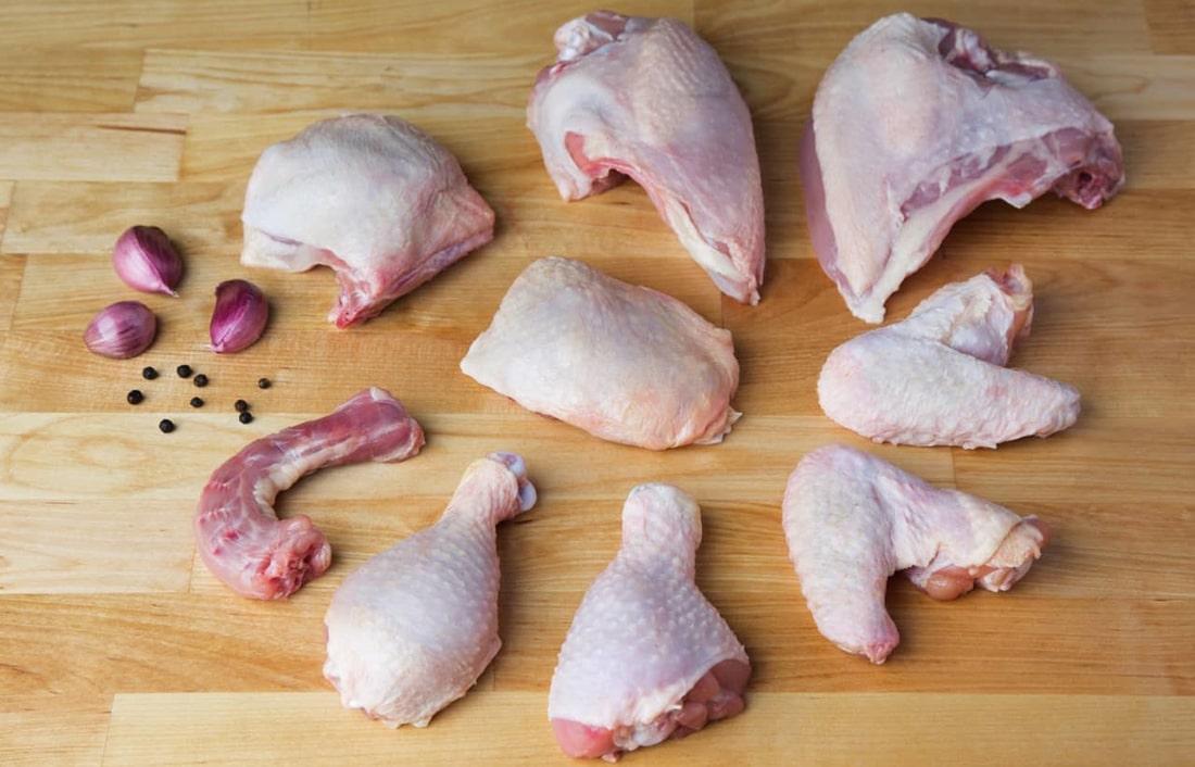 Экспорт курятины: прогноз