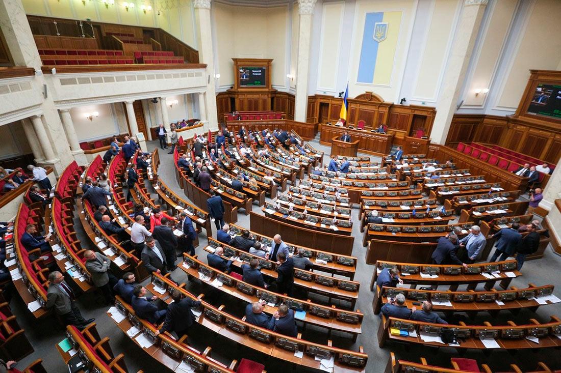 Парламент принял закон, противодействующий рейдерству