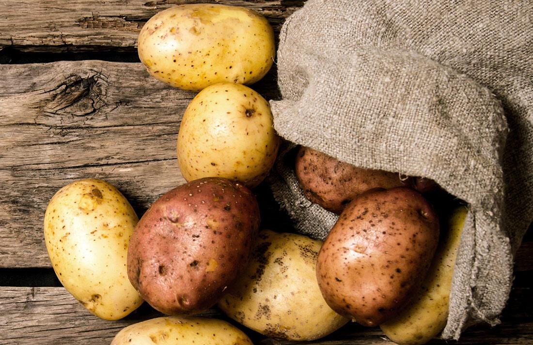 Украина покупает картофель и бульбу
