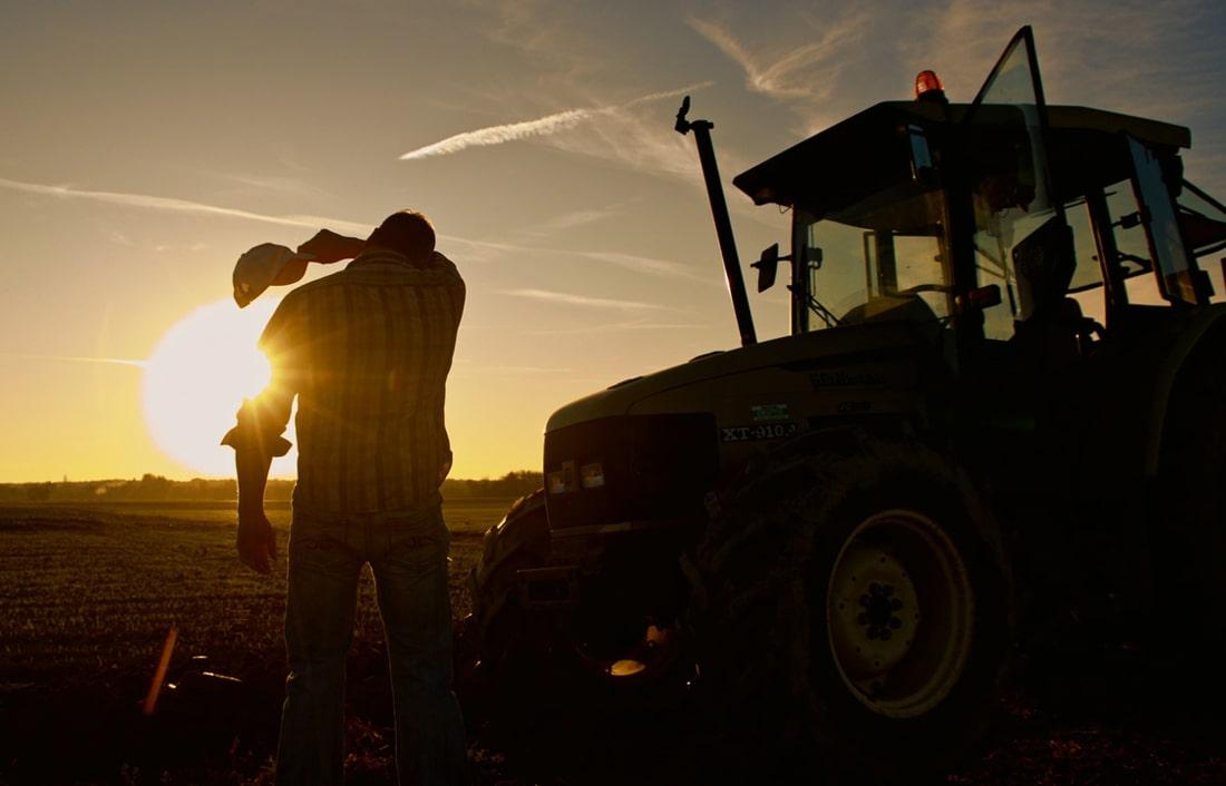 В прошлом году больше всех потрудились аграрии