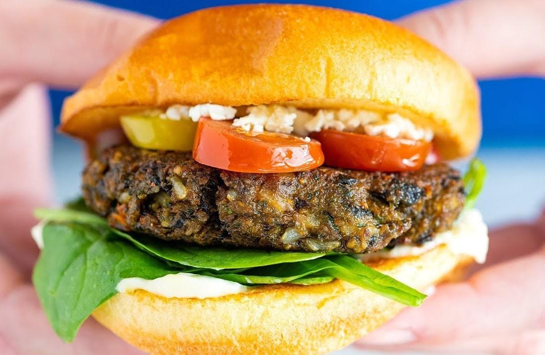 Как обстоят дела с веганскими гамбургерами (ФОТО)