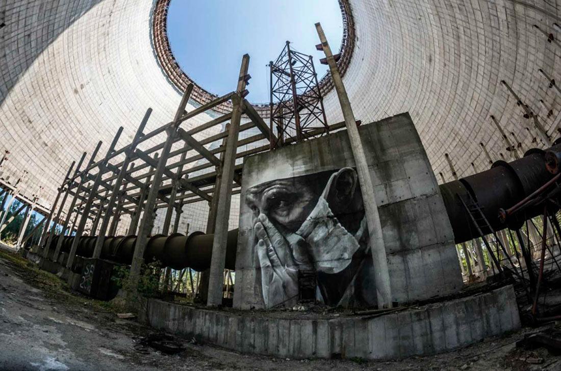 В Чернобыле развернули деятельность «чёрные аграрии»