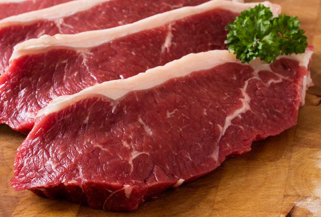 В первый месяц Украина экспортировала мяса КРС на $7,26 млн