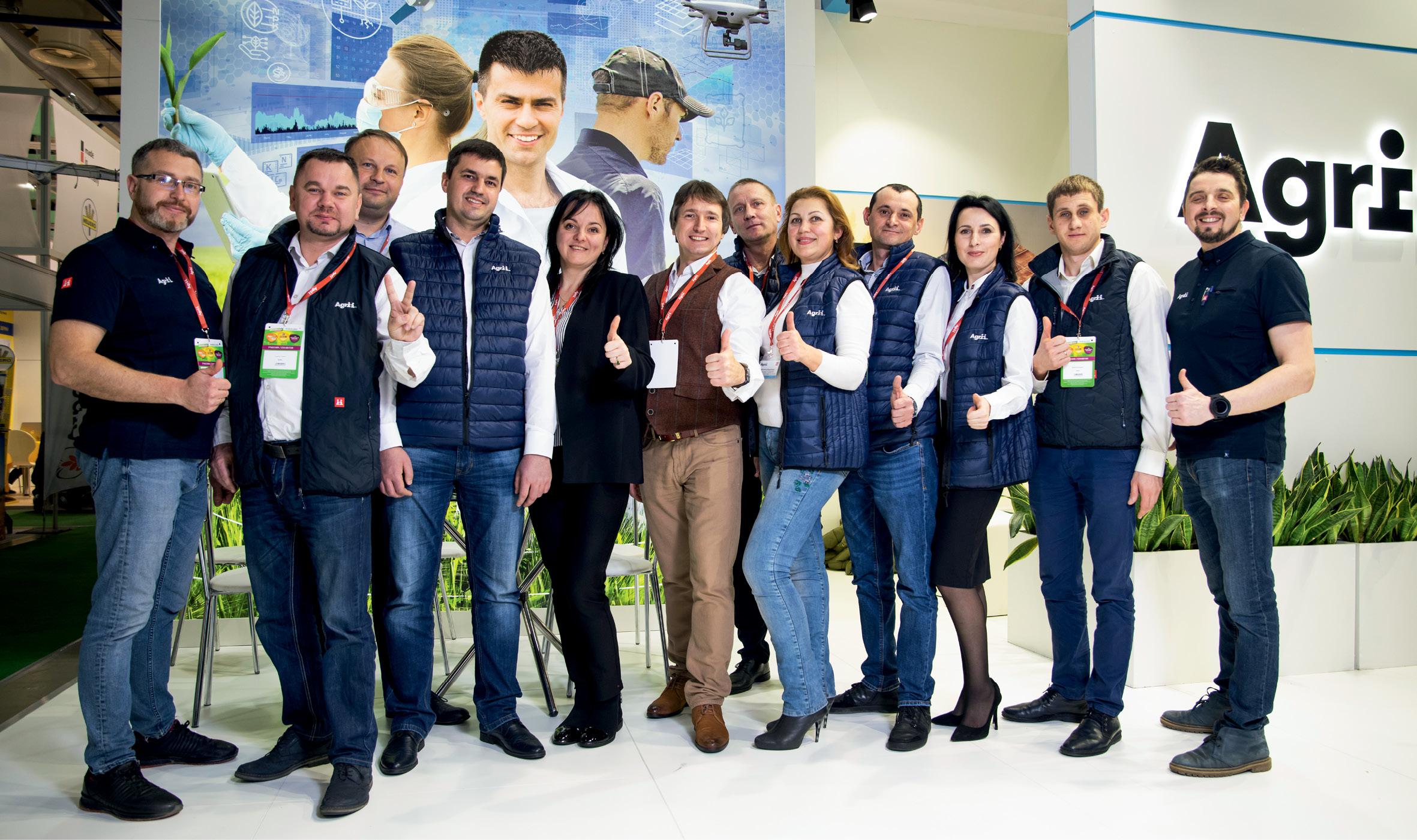 Agrii-Україна — люди, на яких чекали