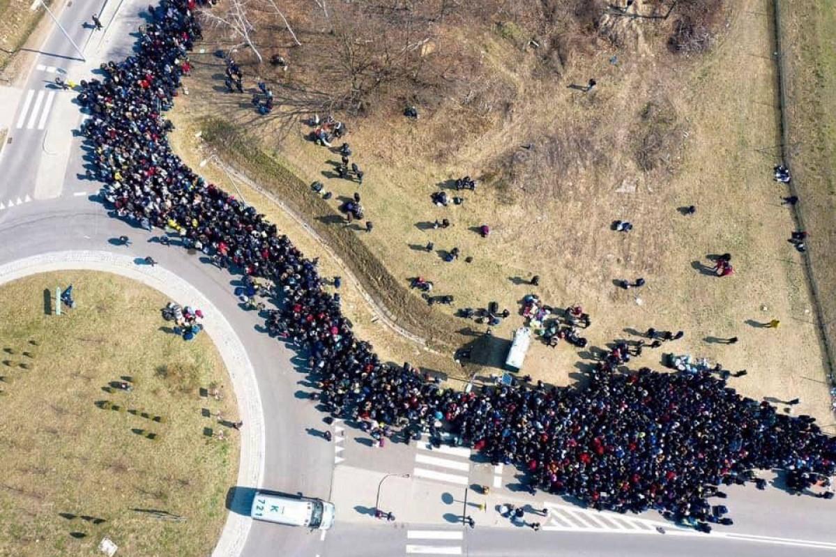 Україна за залізною завісою, або як зупинити п'яту хвилю міграції