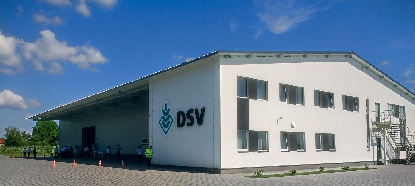 селекційно-дослідна станція ДСВ