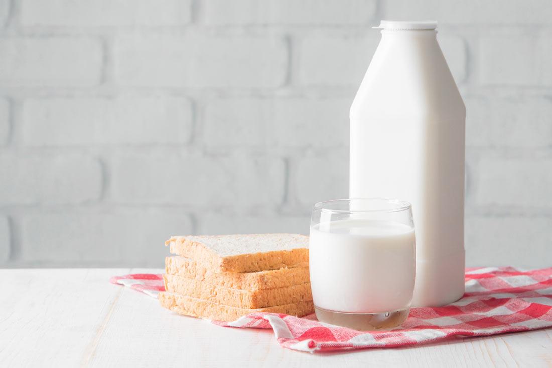 Молока стали выпускать намного меньше