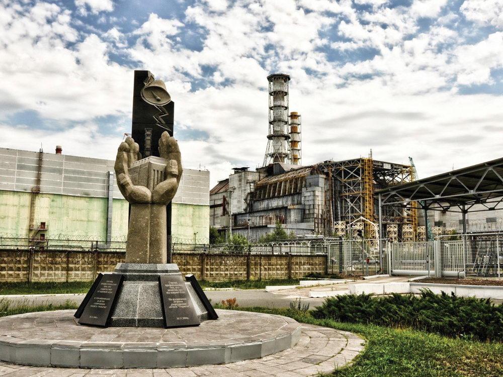 Монтування геному у рослинах Чорнобильської зони