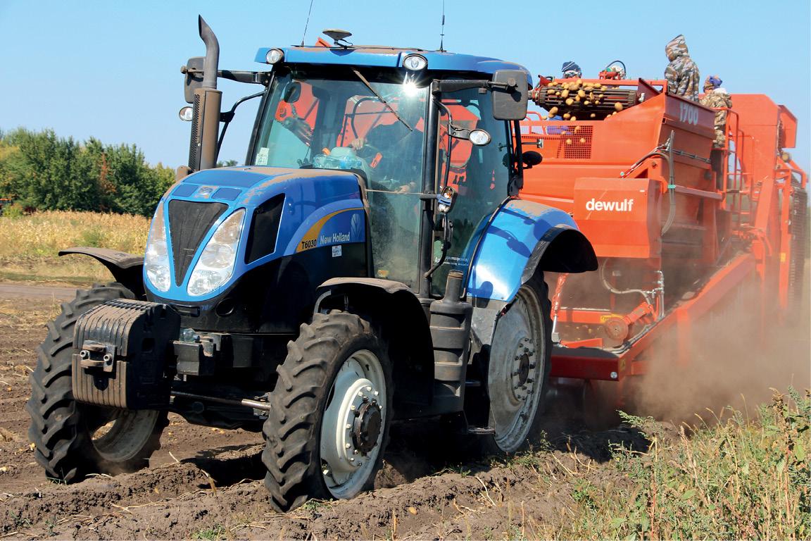 Бардак ивозможности: как голландец боролся с «инстинктивным земледелием» в Украине