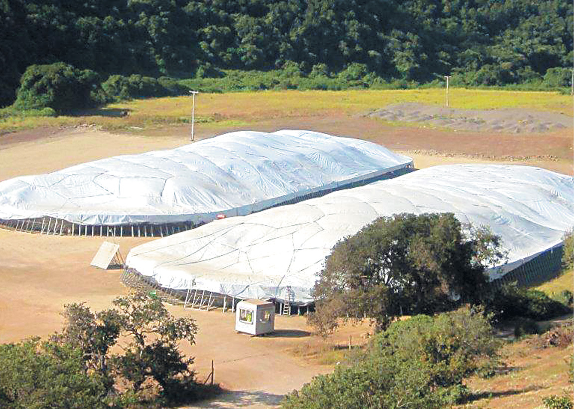 Модульные временные зернохранилища: сохраним зернонедорого, а продадим – дорого