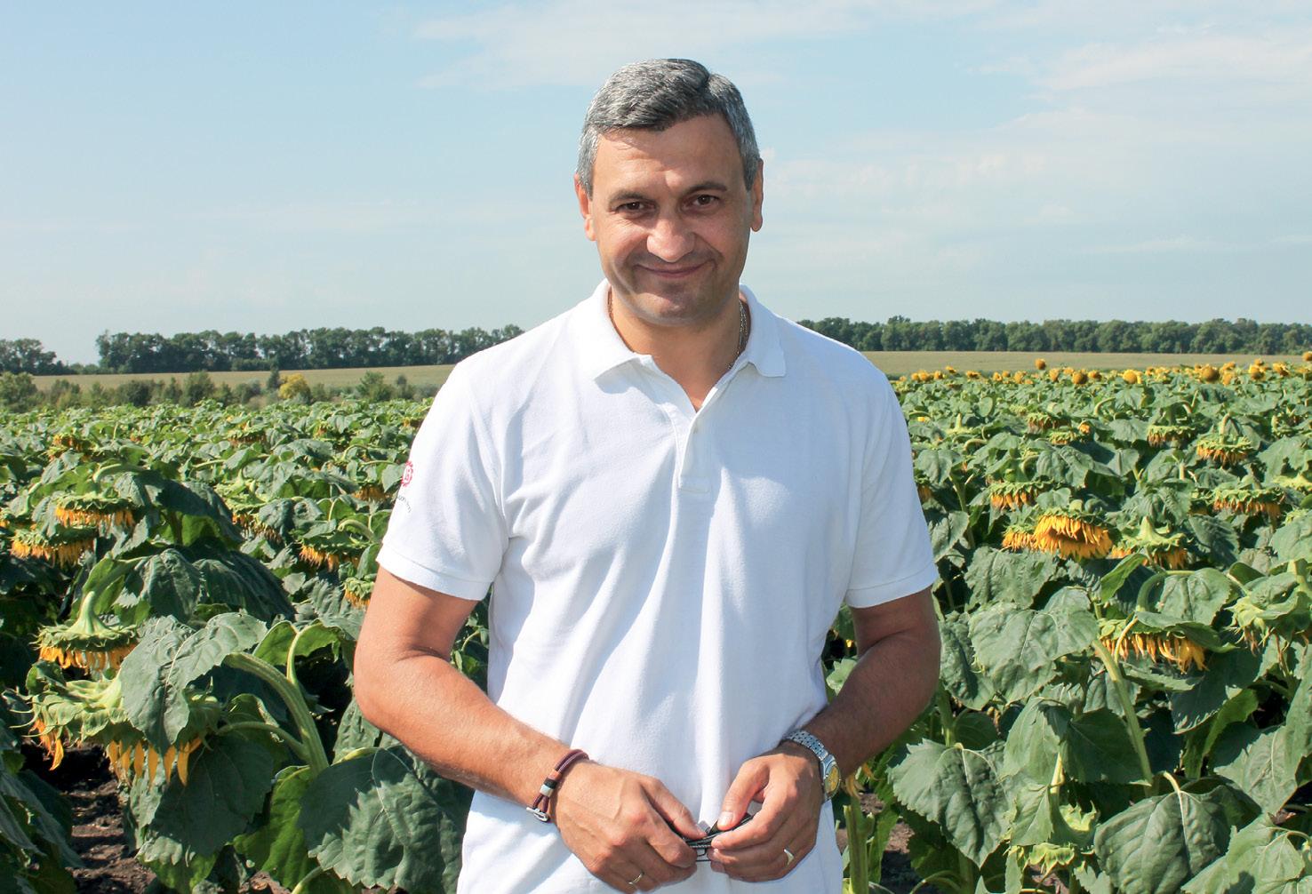 Віктор Карбівський, генеральний директор «Лімагрейн Україна»: Обираємо не рекорди, астабільний розвиток