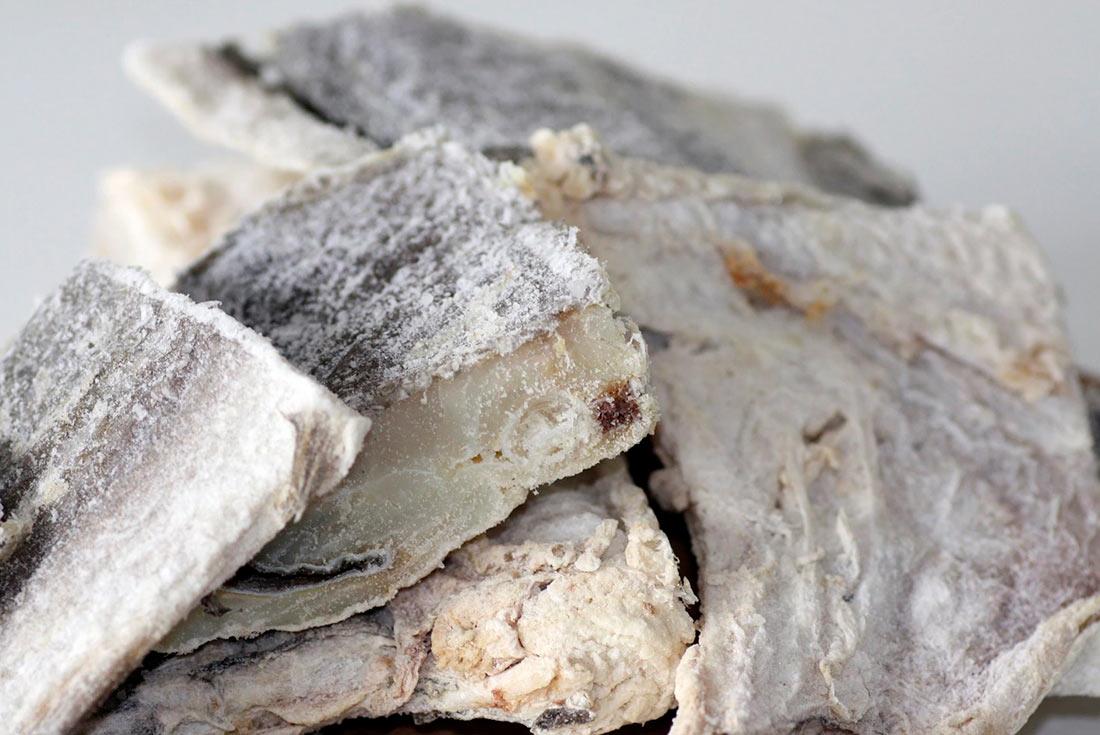 В Украине стали производить больше соленой рыбы