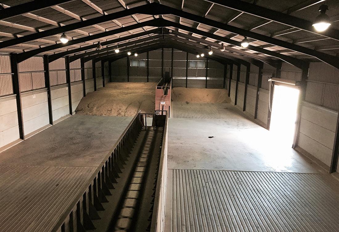 Госрезерв может лишиться права хранения зерна