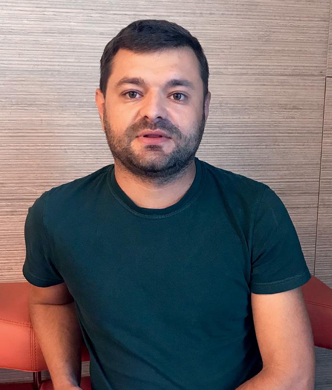 Михайла Чванова, начальник управління зпродажів «Української аграрно-страхової компанії».