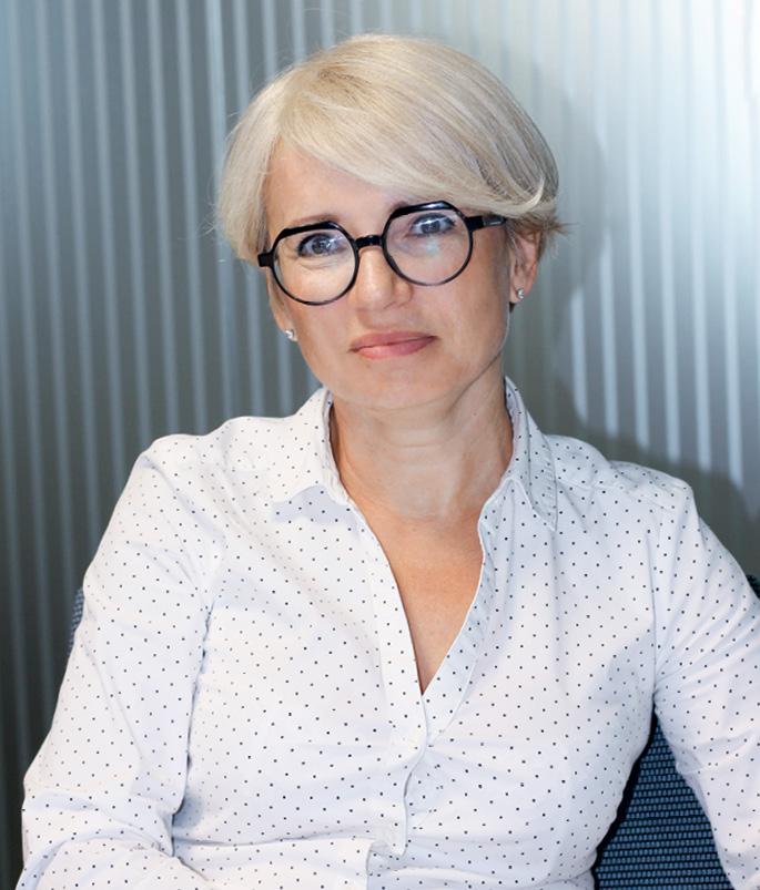 Наталія Головань, керівник центру партнерської взаємодії «Астарти».
