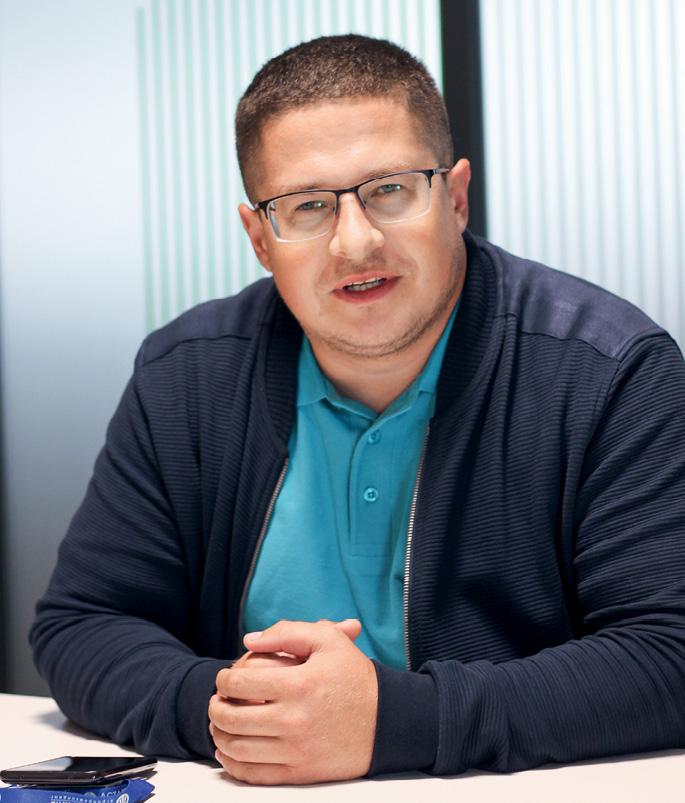 Олександр Пилипенко, агрономічний спеціаліст «Астарти», керівник «Астарта-Сервіс» і за сумісництвом головний агроном з технології: