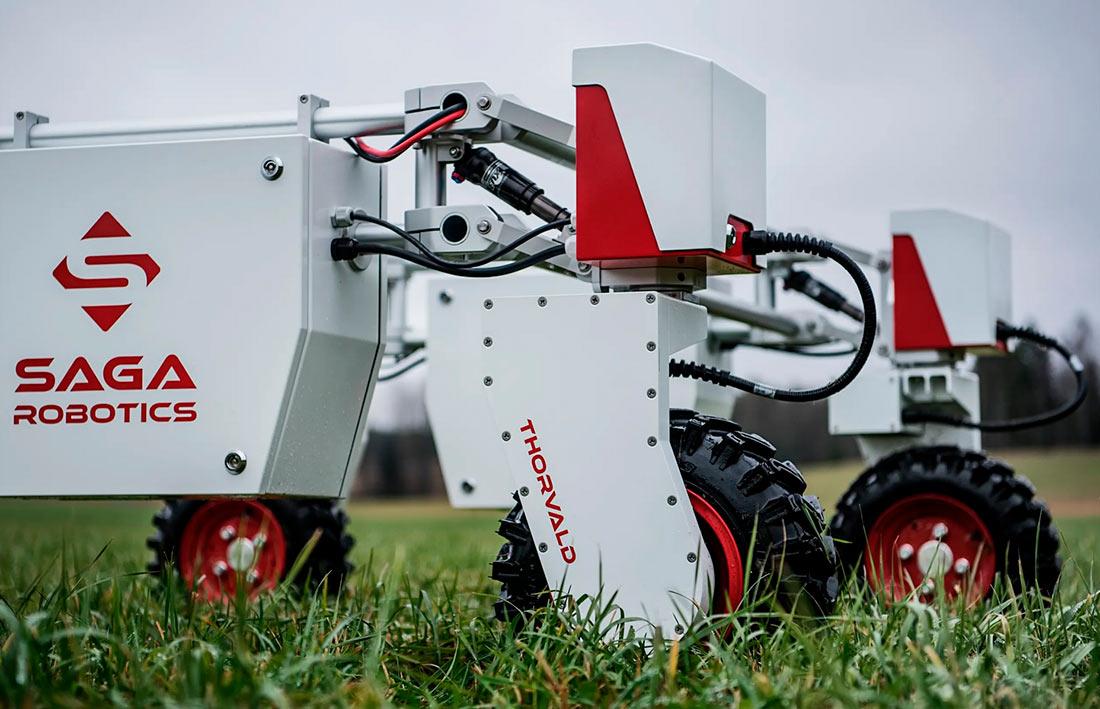 Роботы для сбора фруктов и вертикальное земледелие будут поддерживаться правительством Великобритании