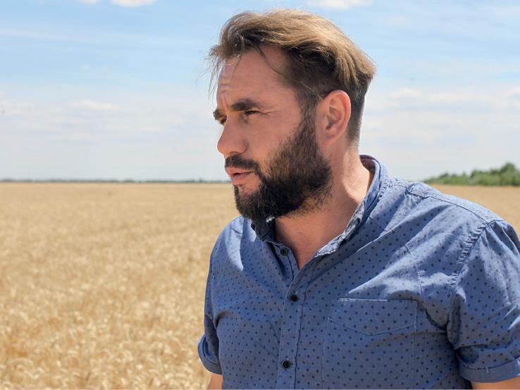 Василь Штандера: «Клімат вимагає змінювати підходи, доки не пізно…»
