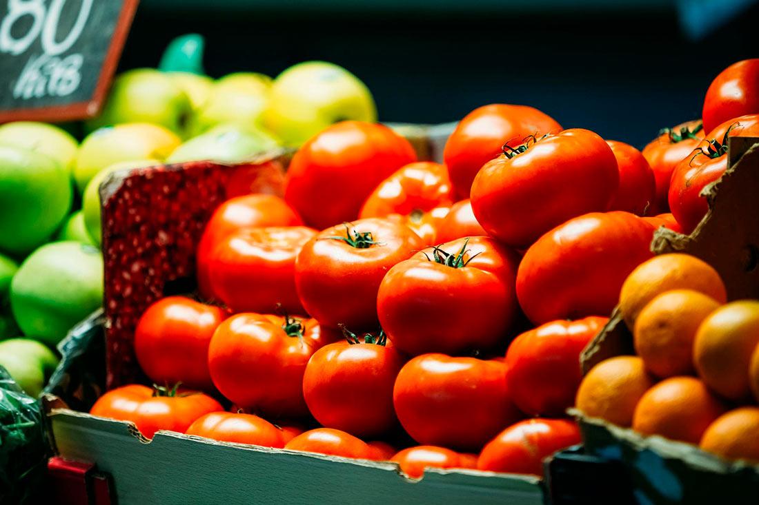 Импорт товаров агропроизводства растет, экспорт снижается