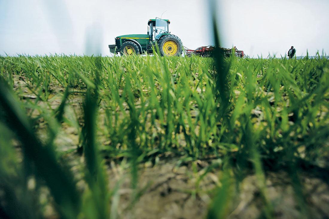 Сельхозпроизводство находится в депрессивном периоде
